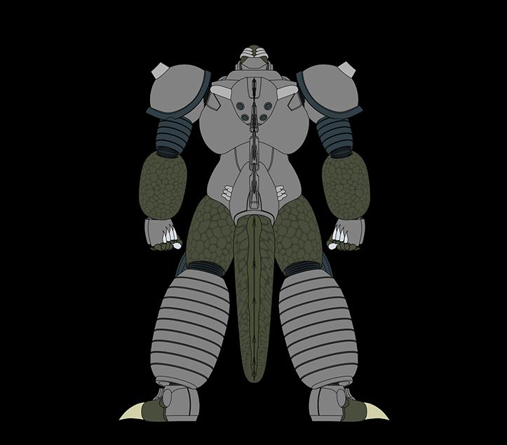 メカザウルス・ギガス